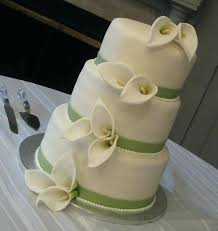 Wedding Cake Boards How To Make A Written And Video Instructions Straight Flowers Image White