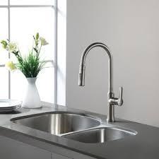 33x22 Undermount Kitchen Sink by Kraus Kitchen Sinks You U0027ll Love Wayfair