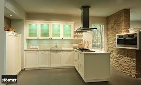 moderne küche landhausstil www kuechenportal de