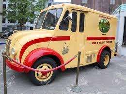 100 Divco Milk Truck For Sale BROOKLYN NEW YORK MAY 2 2019 Vintage Elmhurst Dairy DIVCO