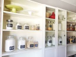 Pantry Cabinet Organization Ideas by Kitchen Awesome White Pantry Organized Kitchen Cabinet Come With