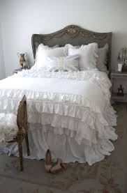 Lush Decor Belle 4 Piece Comforter Set by Best 25 Ruffle Bedding Ideas On Pinterest Vintage Bedding