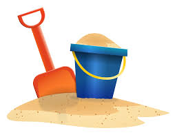 Vector Transparent Stock Play On The Big Image Png Clip Art Beach Bucket