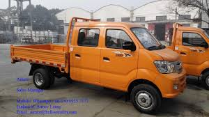 China Sinotruk Cdw 4X2 Mini Pickup Truck 2t Diesel Mini Cargo Trucks ...