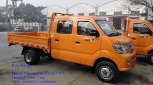 China Sinotruk Cdw 4X2 Mini Pickup Truck 2t Diesel Mini Cargo Trucks ...