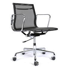 fauteuil de bureau charles eames fauteuil de bureau eames mid back maille mellcarth meubles et