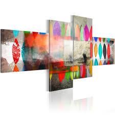 toile murale a peindre photos de conception de maison agaroth