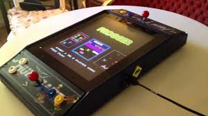 how to make a tabletop arcade cabinet mf cabinets
