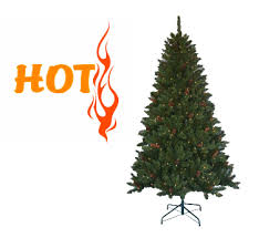 Home Depot 65 Ft Pre Lit Jackson Spruce Artificial Christmas Tree