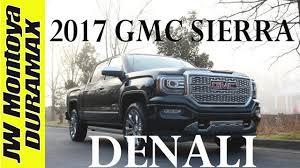 NEW TRUCK! 2017 GMC Sierra Denali Ultimate First Look! - YouTube