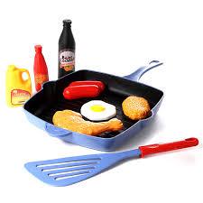 jeu de cuisine pour gar輟n panoplie de cuisinier pour enfant 9 pièces maison futée