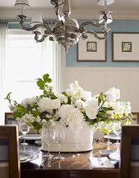 floral arrangements for dining room table inspiring good easy