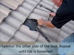 walton roofing inc 954 962 9339 how to replace a tile on a