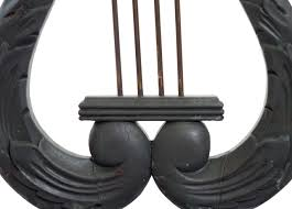 Lyre Back Chairs Antique by Antique Lyre Back Chairs Set Of 2 For Sale At Pamono
