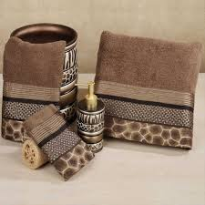 Finding Nemo Bath Towel Set by Bathroom Pink Attractive Home Design Pink Cheetah Bathroom Set
