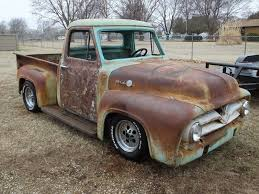 1955 Ford F100 Pickup Roller Rat Rod Project Truck - Used Ford F-100 ... 132949 1955 Ford F100 Rk Motors Classic Cars For Sale 2wd Regular Cab Sale Near Birmingham Alabama 2142317 Hemmings Motor News 10 Vintage Pickups Under 12000 The Drive Listing Id Cc81091 Classiccarscom Pickup Truck For Best Image Kusaboshicom Bsi 1956 X100 Boasts Fseries Looks Coyote V8 Power Cc1133652 346050 Rear Wheel Michigan Muscle Old Panel F270 Kissimmee 2015 87400 Mcg