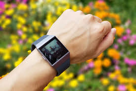 Fitbit Floors Climbed Error by Fitbit U0027s First Smartwatch The Ionic Can U0027t Compete With The Apple