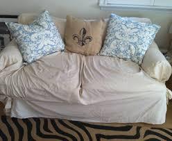 Slipcovers For Camel Back Sofa by Decor Slipcover For Settee Shabby Chic Slipcovers Camelback