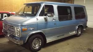 1986 Chevy G20 Conversion Van