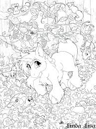 Lisa Frank Coloring Pages Best Unicorn Colouring Ideas On Printable