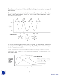 Chair Cyclohexane Point Group by Alkanes And Cycloalkanes Organic Chemistry Lecture Notes