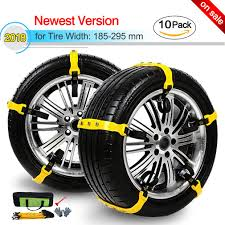 100 Snow Chains For Trucks Buy 2018 NEWEST VERSION Chain Tire For SUV