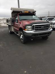 2002 FORD F350 SUPER DUTY DUMP TRUCK - For Sale - Cars & Trucks ...