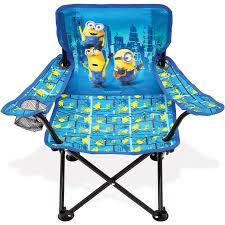 minions fold n go chair walmart