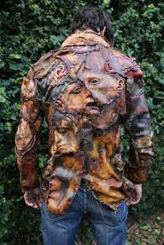 Ed Gein Chair Prop by Someone Is Selling A U201chuman Flesh U201d Leather Jacket On Etsy For