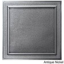 24 X 24 Inch Ceiling Tiles by Faux Tin Ceiling Tile 24