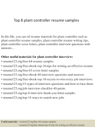 Top 8 Plant Controller Resume Samples Plant Controller Resume Samples Velvet Jobs Best Of Warehouse Examples Resume Pdf Template For Microsoft Word Livecareer By Real People Accounting The Seven Steps Need For Realty Executives Mi Invoice Five Reasons Why Financial Sample Tax Letter To Mplate Cv Example Summary Job Document Controller Sample Carsurancequotes66info Document Rumes Manufacturing 29 Fresh Air Traffic Cover No Experience