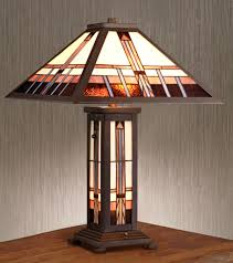 Overstock Tiffany Floor Lamps by Robert Louis Tiffany Alfred Mission Tiffany Table Lamp Style