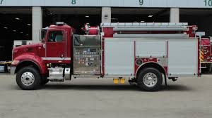 100 Black Fire Truck New Deliveries HME Inc
