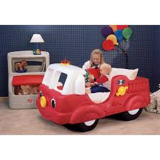 Price Kidkraft Fire Truck Fire Engine Toddler Bed Beautiful Chair ...