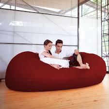 Jaxx Sac Bean Bag Chair by Jaxx 7 U0027 Bean Bag Sofa Free Shipping Today Overstock Com 15365494