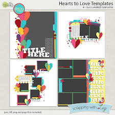 Scrapbook Template Word