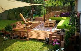 Pallet Deck Plans Download Wooden Solidaria Garden