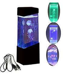 calover jellyfish l electric jellyfish tank aquarium color