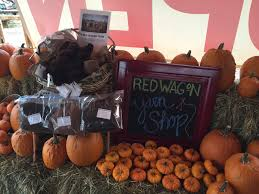 Pumpkin Patch Boulder by Pumpkin Patch And Yarn Shop Red Wagon Farm