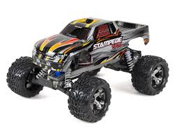 Traxxas Stampede VXL 1/10 RTR 2WD Monster Truck (Silver) [TRA36076 ... Tra560864blue Traxxas Erevo Rtr 4wd Brushless Monster Truck Custom Jam Bodies The Enigma Behind Grinder Advance Auto 2wd Bigfoot Summit Silver Or Firestone Blue Rc Hobby Pro 116 Grave Digger New Car Action Stampede Vxl 110 Tra36076 4x4 Ripit Trucks Fancing Sonuva Rcnewzcom Truck Grave Digger Clipart Clipartpost Skully Fordham Hobbies 30th Anniversary Scale Jual W Tqi 24ghz
