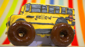 Monster Truck School Bus Cake - Celebrating 100K Subscribers ... Blaze Monster Machines Cake Topper Youtube Diy Truck Cake And The Monster Truck Racing Hayley Cakes Cookieshayley Cool Homemade Jam Birthday Gravedigger Byrdie Girl Custom Fresh Cstruction If We Design Parenting The Making Of Peace Love Challenge Ideas Hppy Cheapjordanretrous