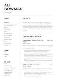 Civil Engineer Resume & Writing Guide | +12 Resume Templates ... Civil Engineer Resume Writing Guide 12 Templates Lead Samples Velvet Jobs Template Professional Cv Format Doc Google Docs Free By Julian Ma On Dribbble Cv Examples The Database Structural Cover Letters Military Eeering Cover Letter Sample New 10 Examples Civil Eeering Andy Khan For Freshers Download For Fresh Graduate 2018