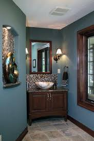 Blue And Brown Bathroom Wall Decor by Blue And Brown Bathroom Wall Decor Navy White Tiles Tile Ideas