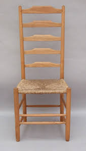 Six GIMSON COTSWOLD Ladder-back Dining Chairs - The ... 6 Ladder Back Chairs In Great Boughton For 9000 Sale Birch Ladder Back Rush Seated Rocking Chair Antiques Atlas Childs Highchair Ladderback Childs Highchair Machine Age New Englands Largest Selection Of Mid20th French Country Style Seat Side By Hickory Amina Arm Weathered Oak Lot 67 Set Of Eight Lancashire Ladderback Chairs Jonathan Charles Ding Room Dark With Qj494218sctdo Walter E Smithe Fniture Design A 19th Century Walnut High Chair With A Stickley Rush Weave Cape Ann Vintage Green Painted