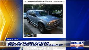 Jacksonville Dad Selling Disrespectful Son's Car On Craigslist - Sun ... Daughters Find Dad A Kidney On Craigslist Nbc 6 South Florida Georgia Trucks And Cars Org Carsjpcom Marie Carline Leblanc Google Classic For Sale Luxury A Possible Amazoncom Heavy Duty Commercial Truck Tires Miami Vice The Car How To Avoid Curbstoning While Buying Used Scams All Los Angeles Ca 77 Honda Civic Second My Style Pinterest Civic