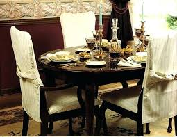 Custom Dining Room Chairs Best Chair Slipcovers Pattern Made