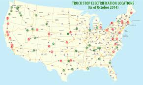 100 Truck Stop San Diego Shorepower Technologies Locations