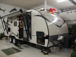 2016 Sonic 220VBH Bunkhouse Travel Trailer