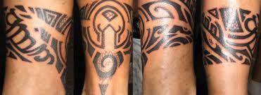 Pin Maori Forearm Band Tattoos Tribal Armband On Pinterest