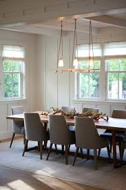 Modern Farmhouse Dining Table Room And Chairs